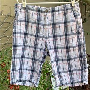 Men's American Rag Long Shorts Size 34 Slim